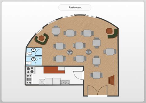How To Find Floor Plans For A House by Conceptdraw Samples Floor Plan And Landscape Design