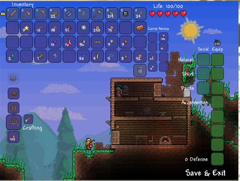 terraria bed recipe comfortable furniture terraria bed