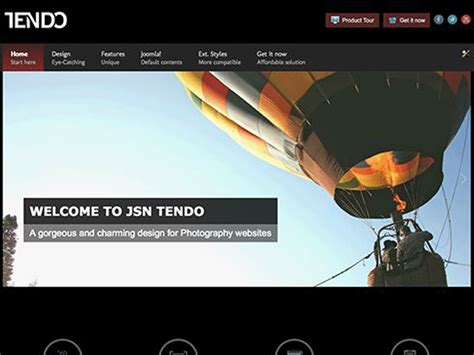 joomla photography template jsn tendo by joomlashine com jsn tendo free joomla photography template