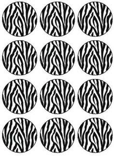 free printable zebra cupcake toppers 1000 images about stuff to buy on pinterest cupcake