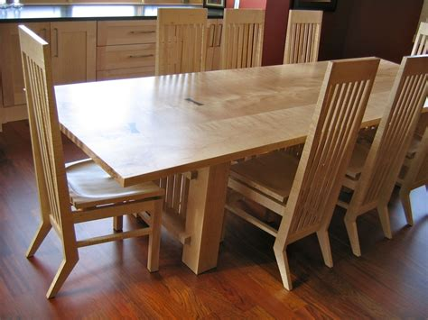 solid maple dining table solid maple dining table dining tables ideas