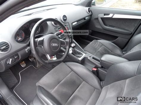 2008 Audi S3 Sportback Car Photo And Specs