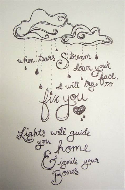 Sketches A Song by With Quotes Drawing Beautiful Lt3 Lyric