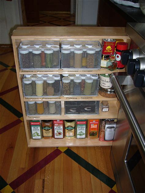 Spice Rack For Penzeys Jars by How Do You Store A Large Collection Of Spices
