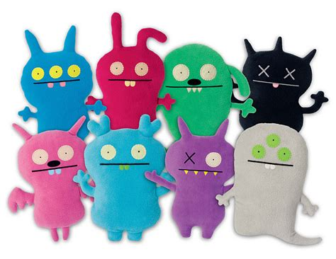 koopok blog dear fashion diary ugly dolls