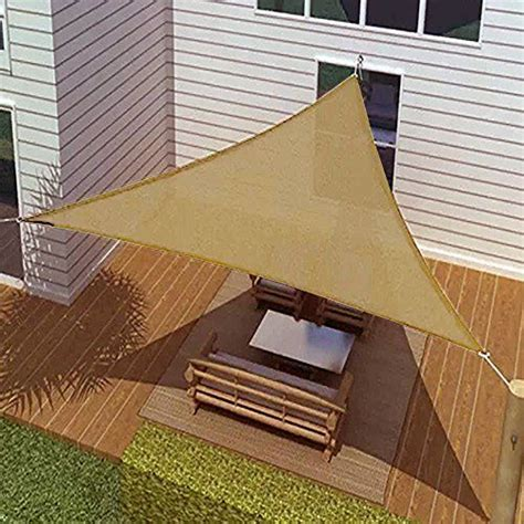 triangle awning canopies 1000 ideas about sail canopies on pinterest sun shade