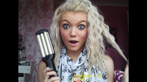 review  tutorial babyliss wave envy youtube