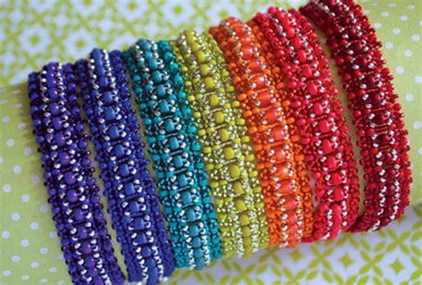 bead websites national beading week bracelet heatherworks