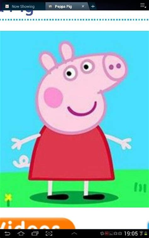 picture for caje template peppa pig kidlets pinterest