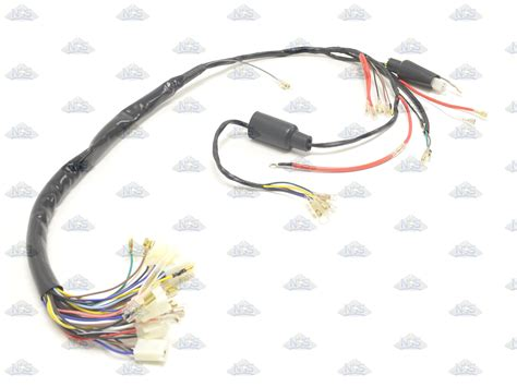 wiring harness for yamaha xt 500 wiring diagram schemes