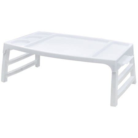 bed tray table walmart folding serving tv tray table for snacks food breakfast in