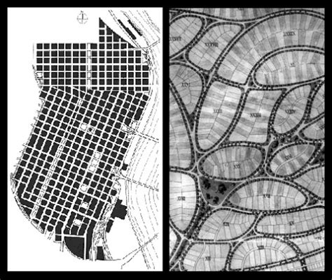 grid pattern streets origins of the street grid plannersweb