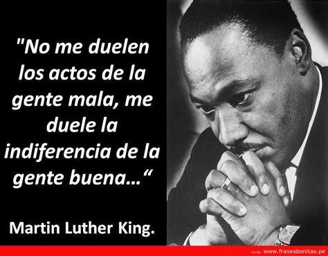 imagenes de reflexion de martin luther king martin luther king quotes in spanish quotesgram