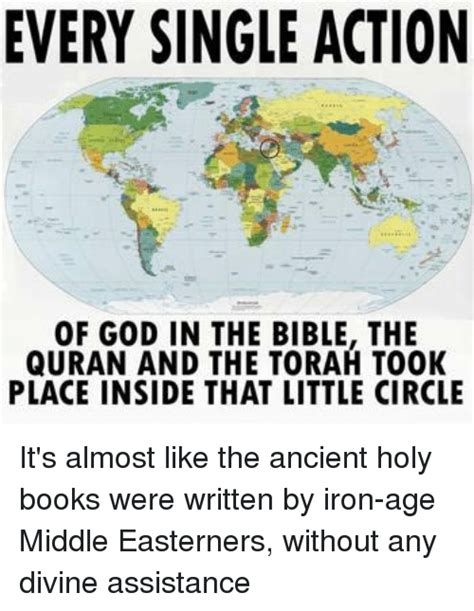 god is finding god in places books every single of god in the bible the quran and the
