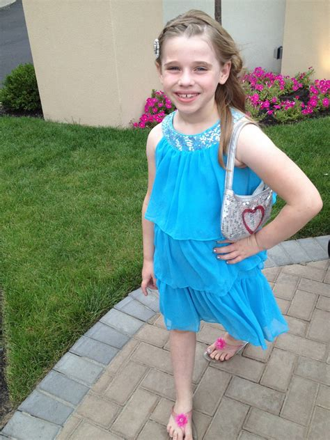model tiny young girl junior turquoise 3 tier chiffon sequins dress