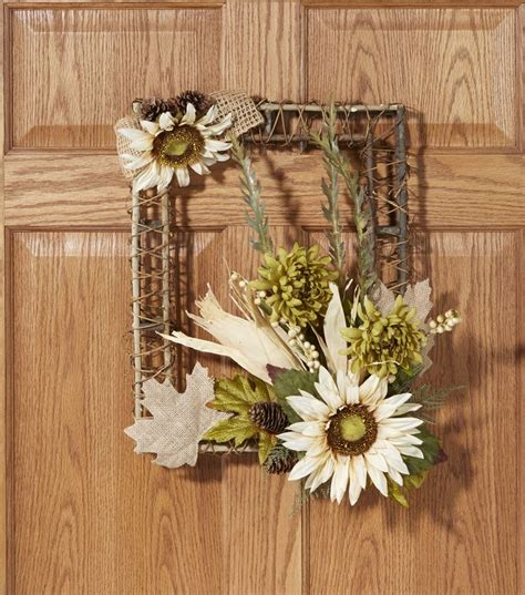 Square Wreaths For Front Door 17 Best Images About Square Wreaths On Front Door Wreaths The Square And Squares