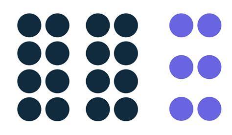 design elements proximity gestalt principles in ui design muzli design inspiration