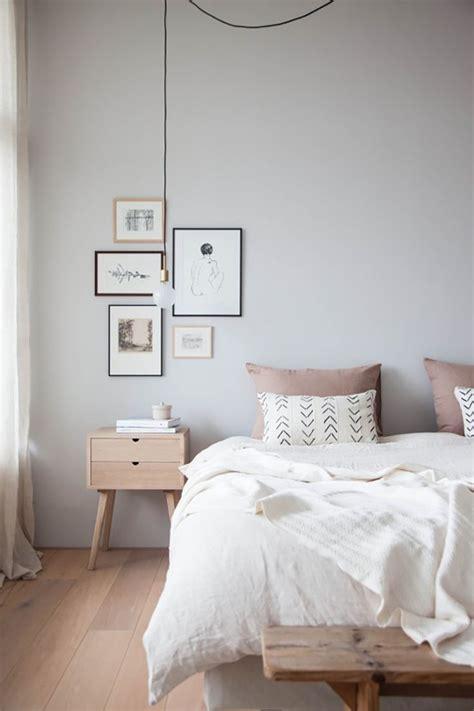 gray paint schlafzimmer 25 melhores ideias sobre quarto escandinavo no