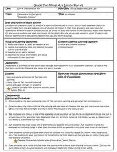 lesson plan template ohio great idea for lesson plan template typical