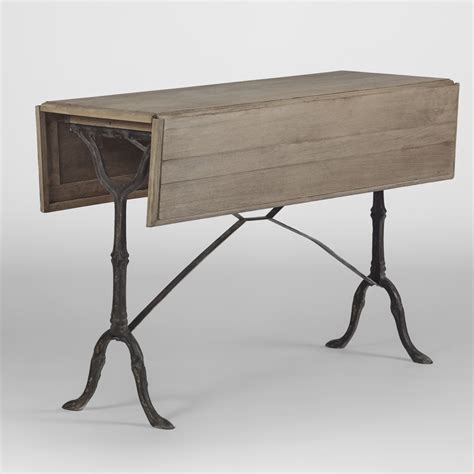 tables beautifully designed drop leaf console table pamperedpetsctcom