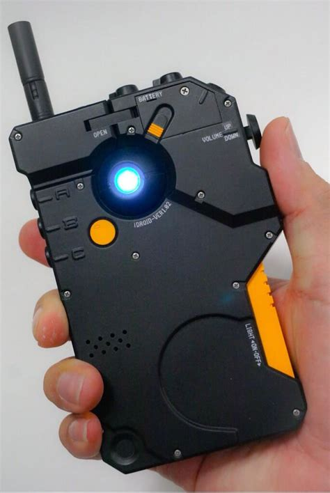 turn your iphone into snake s idroid with this replica