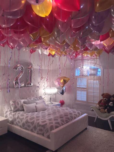 25 unique birthday room ideas on