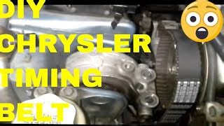 dodge stratus 2 4 water replacement how to replace timing belt on 2003 dodge caravan 2 4l