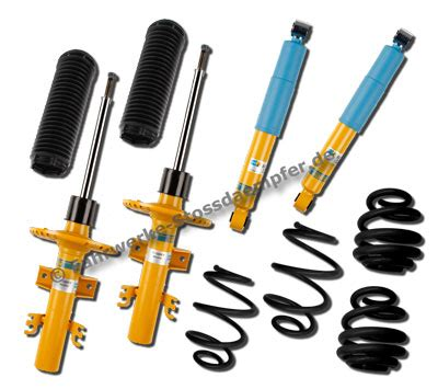 Shock Breaker Bilstein B8 Made In Germany Vw Golf Mk5mk6audi A38p suspension vw t5 multivan bilstein b12 qualit 228 t