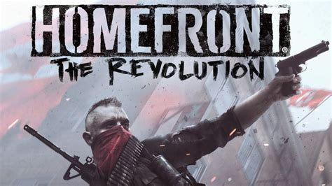 Homefront The Revolution Ps4 hour of homefront the revolution ps4 gameplay