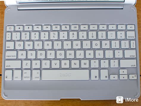 keyboard layout for ipad zaggkeys folio for ipad air review imore