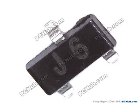 transistor j6 semtech transistor transistor schottky 73026 s9104 j6