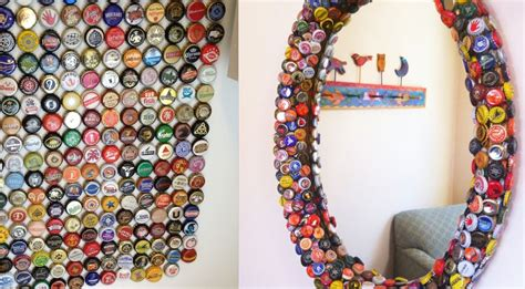 Handmade Things With Plastic Bottles - plastic bottle caps crafts ideas