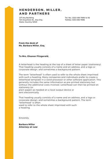 business name on letterhead 28 images sle company
