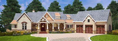 craftsman style ranch home plans home plan craftsman ranch with room to grow startribune