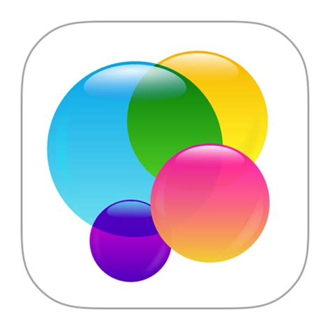 apple game center game center icon 512x512px ico png icns free