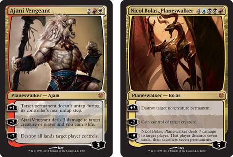Nicol Bolas Deck by Marvelous Planeswalker Duel Decks 5 Magic The Gathering