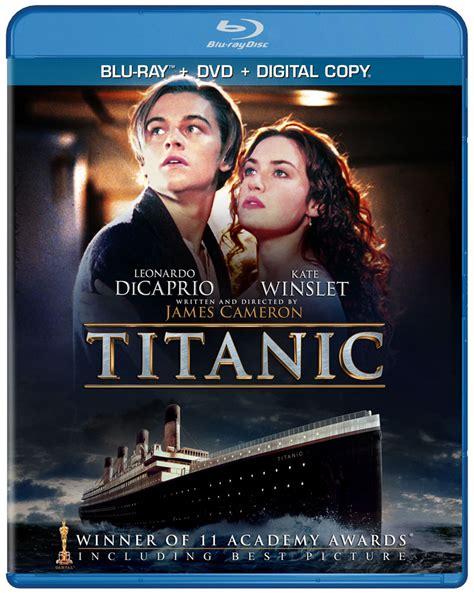 film titanic en streaming hd titanic official blu ray 2d dvd cover art hd report