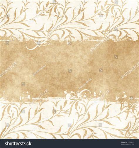 grunge floral parchment frame royalty free stock photos image 8762458 floral grunge frame on parchment stock illustration 73996285