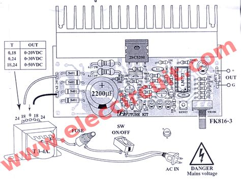 Power Supply 24v 10a By E Support 0 50v variable power supply circuit at 3a