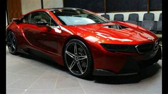 2018 bmw i8 on the road exterior interior