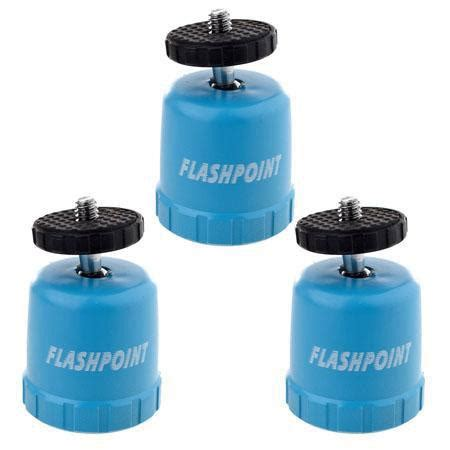 best point n shoot flashpoint 3 bottle top pod support for point n shoot