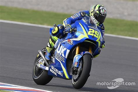 Suzuki Motogp Iannone Resigned To Suzuki Motogp Top Speed Deficit