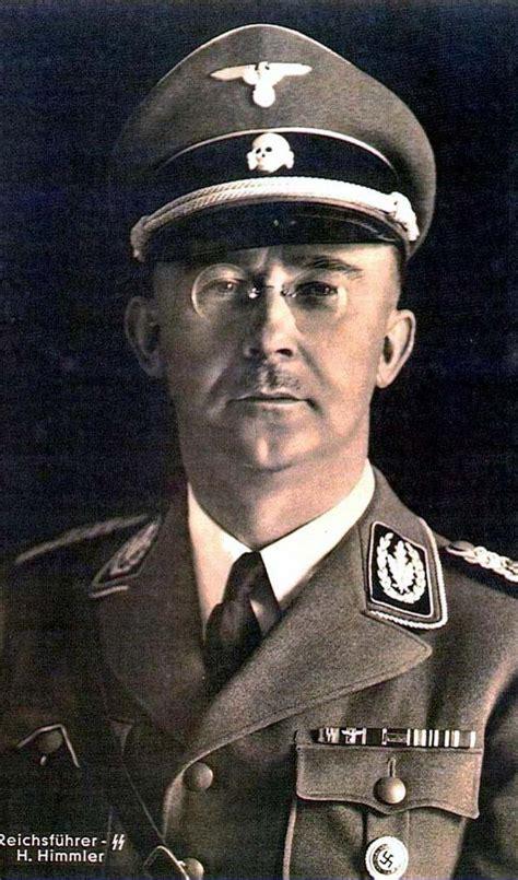 heinrich himmler had a sun god symbol on his uniform cap news that matters
