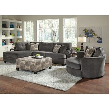 cordoba gray 2 pc sectional cordoba gray ii upholstery 2 pc from valuecityfurniture com