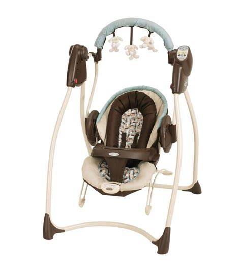 Graco Snugride Swing graco duet 2 in 1 swing bounce with carlisle