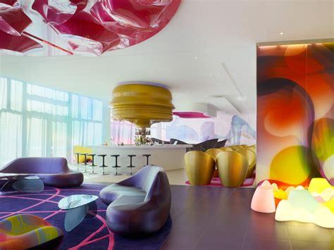 karim rashid interior design nhow hotel in berlin by karim rashid