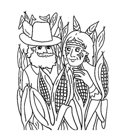 Corn Stalk Coloring Pages Coloring Home Corn Stalk Coloring Page