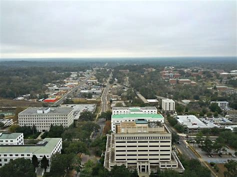 tallahassee observation deck new capitol building