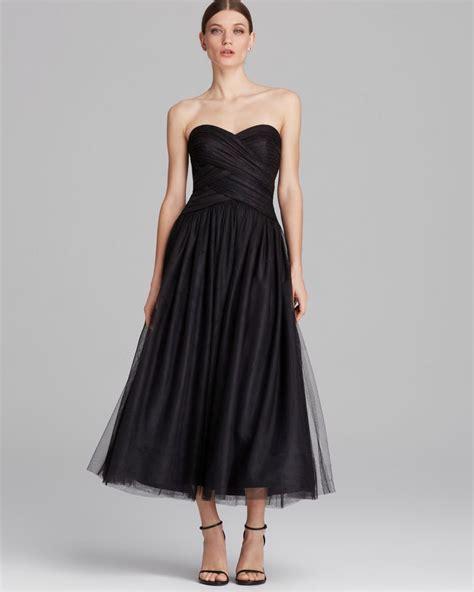 White Blue 2pcs Dress Size Ml 1 black tea length dress dress fa