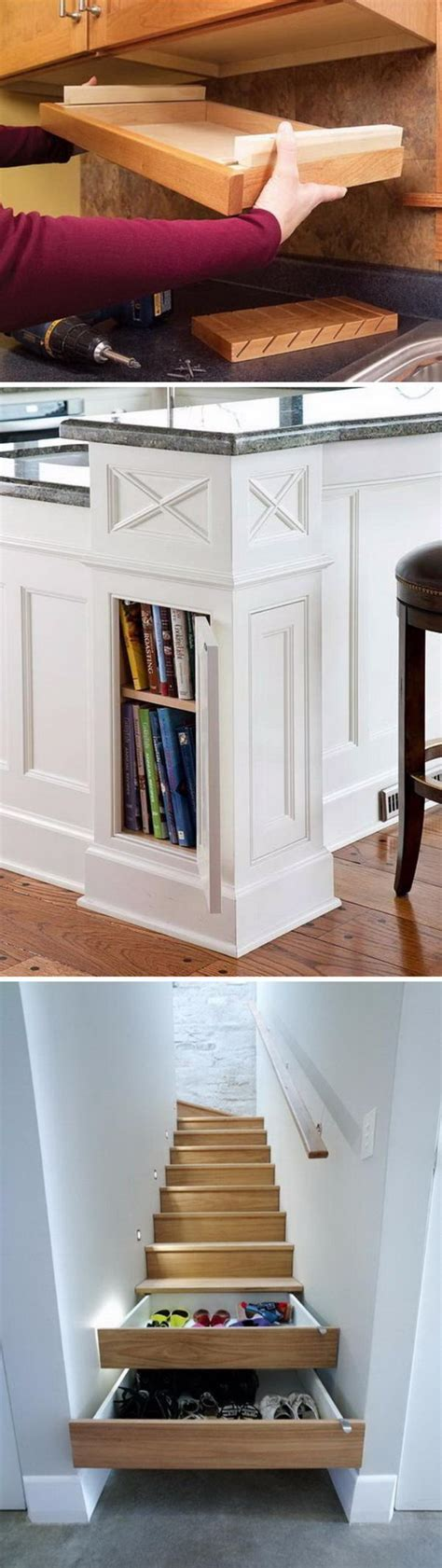 hidden storage ideas 20 clever hidden storage ideas perfect for any home